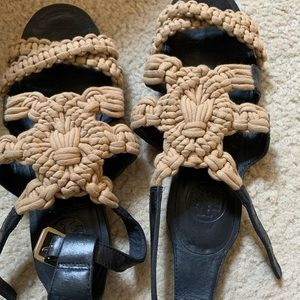Tory Burch sandals - good condition